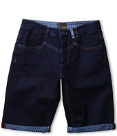 Fendi Kids - Boys' Denim Shorts (Big Kids)