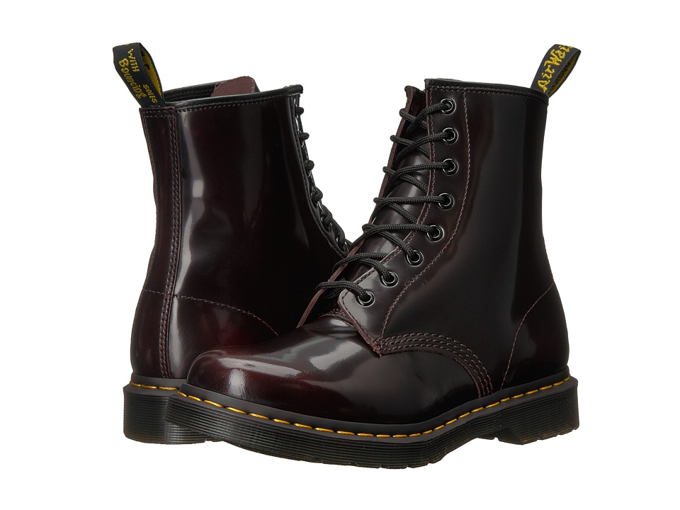 Dr. Martens - 1460 W (Cherry Red Arcadia) Women
