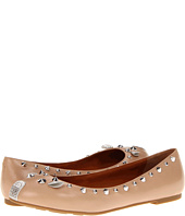 Marc by Marc Jacobs - Mouse Nappa Metallic Ballerinas