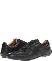 Armani Jeans - Leather Low Top Trainer