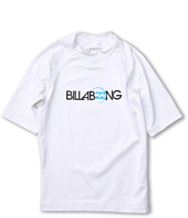 Billabong Kids - All Day S/S Rashguard (Toddler/Little Kids/Big Kids)