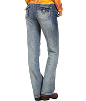 Rock and Roll Cowgirl - Juniors Mid Rise Boot Cut