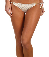 Vitamin A Gold Swimwear - Celebrity String Bottom
