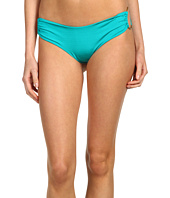 Vitamin A Gold Swimwear - Supermodel Cheeky Ring Bottom