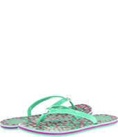 Marc by Marc Jacobs - Rita the Cheetah Rubber Flip Flop