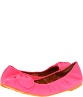 Marc by Marc Jacobs - Pretty Knot Fluor Canvas Ballerina
