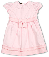 Fendi Kids - Girls' S/S Dress w/ Bow (Infant)