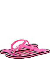 Marc by Marc Jacobs - Anemone Fish Stripe Rubber Flip Flop
