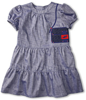 Fendi Kids - Girls' S/S Dress w/ Purse Print (Toddler/Little Kids)