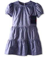 Fendi Kids - Girls' S/S Dress w/ Purse Print (Little Kids)