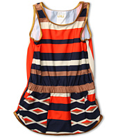 Little Marc Jacobs - Hayley Stripe Short Dress Cover Up