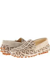 Fendi Kids - Boys Logo Mocassin (Toddler)