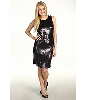 Calvin Klein - Sequin Mesh Dress