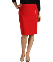 Calvin Klein - Plus Size Skirt w/ Zippers