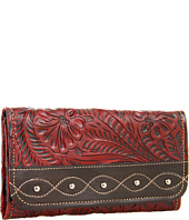 American West - Riverbend Tri-Fold Wallet