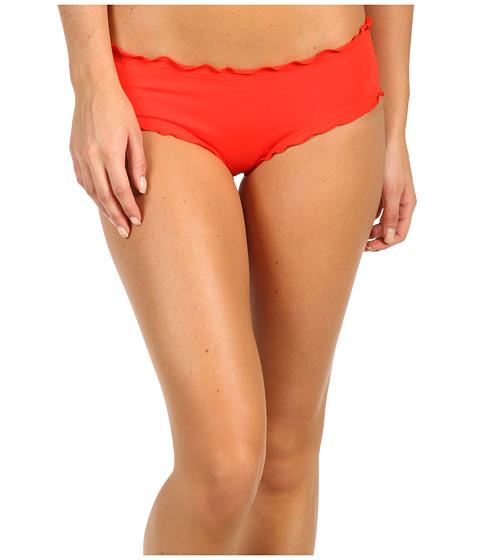 Cheap Vitamin A Silver Swimwear Rio Ruffle Hot Pant Mandarin