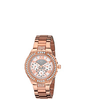 GUESS - U0111L3 Rose Gold-Tone Sparkling Watch