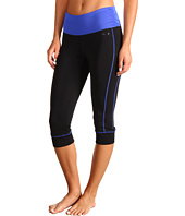 New Balance - Shirred Waist Block Capri