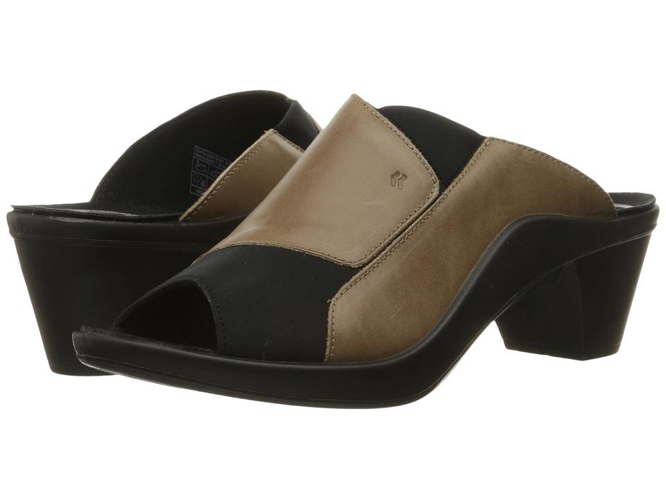 Romika Mokassetta 244 (Dark Nude) High Heel Shoes