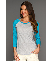 Hurley - Solid Perfect Raglan Tee