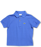 Lacoste Kids - Boy's Short-Sleeve Classic Pique Polo Shirt (Toddler/Little Kids/Big Kids)