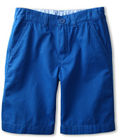 Lacoste Kids - Boy's Cotton Gabardine Bermude Short (Little Kids/Big Kids)