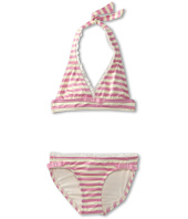 Juicy Couture Kids - Petit Stripe Halter Top w/ Classic Bottom (Toddler/Little Kids/Big Kids)