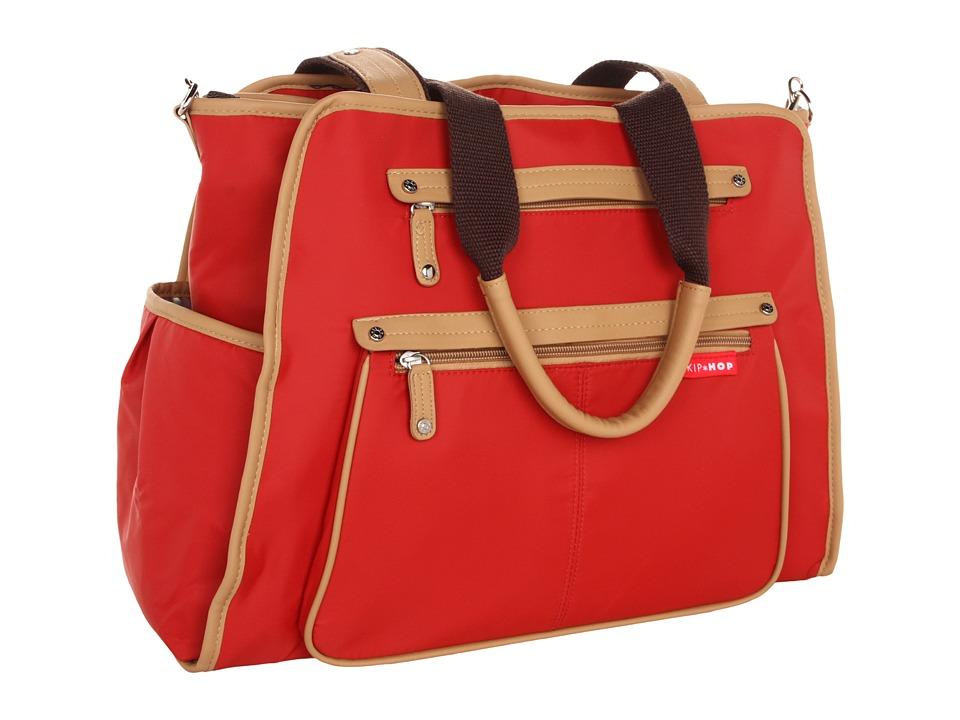 Skip Hop - Grand Central Take It All Diaper Bag (Cinnamon) Diaper Bags