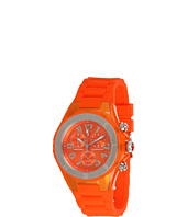 Michele - Tahitian Jelly Bean Glitter Orange