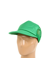 Cheap Toes On The Nose Cortez Foamy Hat Green