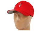 Toes on the Nose Shadowman Flexfit Hat (Red)