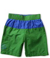 Lacoste Kids - Boy's Color Block Swim Trunk (Little Kids/Big Kids)