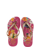 Havaianas Kids - Slim Tinkerbell Disney Flip Flop (Toddler/Youth)