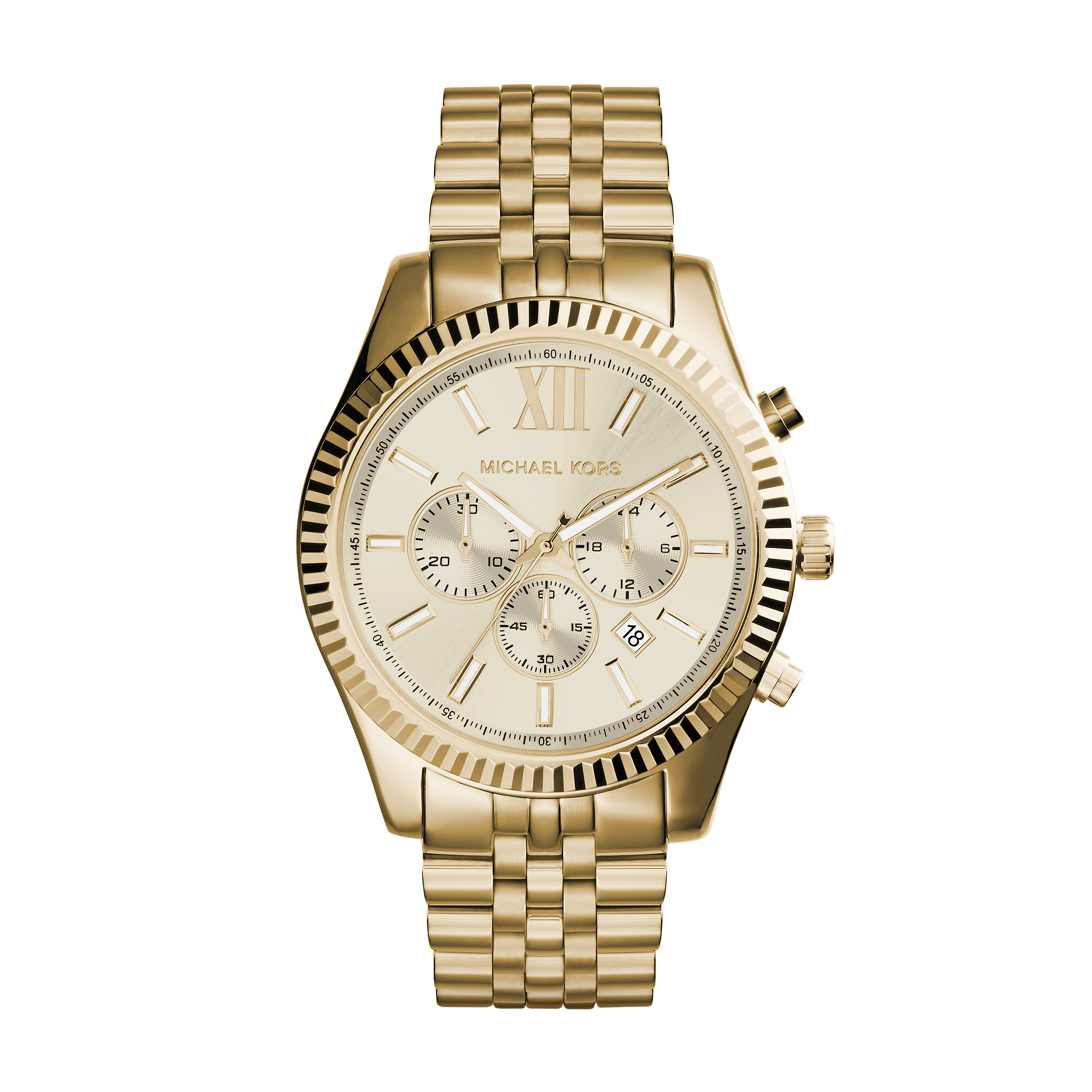 Michael Kors MK8281 - Men's Lexington Chronograph