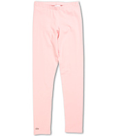 Lacoste Kids - Girls' Stretch Jersey Legging (Toddler/Little Kids/Big Kids)