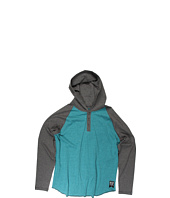 Rip Curl Kids - Backfire Hooded Henley (Big Kids)