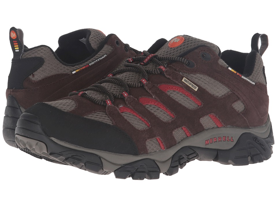 Merrell - Moab Waterproof (Espresso) Men