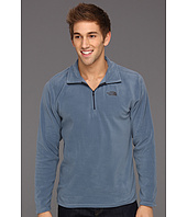 The North Face - TKA 100 Microvelour Glacier 1/4 Zip