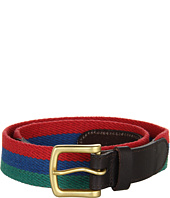 Vineyard Vines - Striped Canvas Club Belt