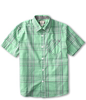 Volcom Kids - Why Factor Plaid S/S (Big Kids)