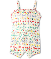 Stella McCartney Kids - Annie Baby Floral Romper (Infant)