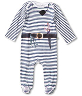 Stella McCartney Kids - Rufus Printed Footie (Infant)