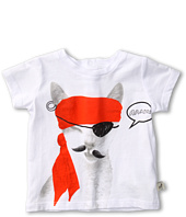 Stella McCartney Kids - Chuckle S/S Tee w/ Cat Graphic (Infant)