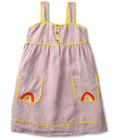 Stella McCartney Kids - Ruby Girls Linen Tank Dress (Toddler/Little Kids/Big Kids)
