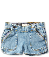 Stella McCartney Kids - Skye Girls Denim Short (Toddler/Little Kids/Big Kids)