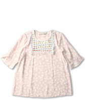 Stella McCartney Kids - Daisy S/S Dove Print Blouse (Toddler/Little Kids/Big Kids)
