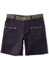 Stella McCartney Kids - Joe Boys Short w/ Zip Pockets (Toddler/Little Kids/Big Kids)