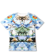 Stella McCartney Kids - Arlo Boys S/S Graphic Tee (Toddler/Little Kids/Big Kids)