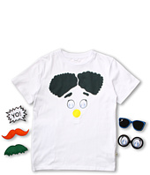Stella McCartney Kids - Boys S/S Graphic Tee w/ Glass (Toddler/Little Kids/Big Kids)