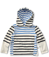 Stella McCartney Kids - Duke Boys Striped Hooded Pullover (Toddler/Little Kids/Big Kids)